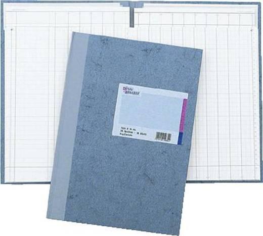 K + E Spaltenbuch Deckenband/8611662-7116P96KL A4 16 Spalten Inh.96 Blatt