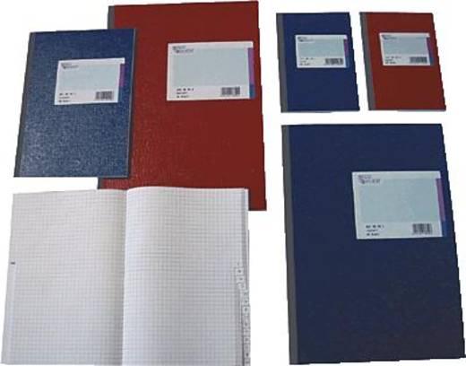 K + E Kladden/8615172-301SB96 DIN A5 blau liniert 70 g/qm Inh.96 Blatt