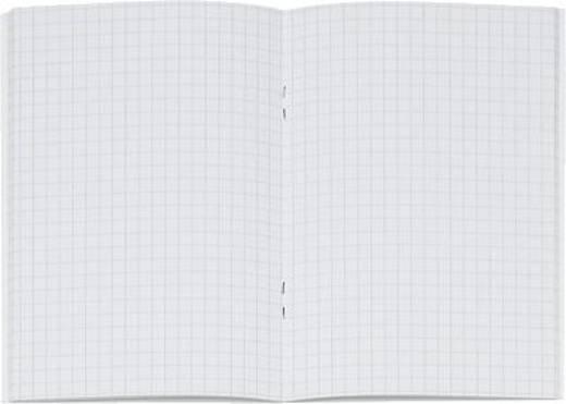 K + E Geschäftsbuch /8616210-100K32 A6 hellblau kariert 80 g/qm Inh.32 Blatt