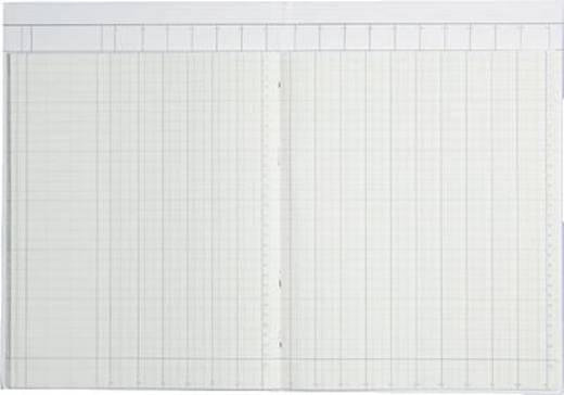 K + E Spaltenbuch mit Kopfleiste/8611061-7106K40KL A 4 6 Spalten Inh.40 Blatt