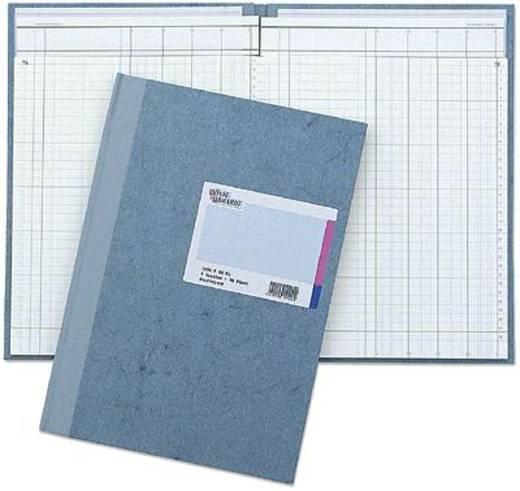 K + E Spaltenbuch Deckenband/8611042-7104P96KL A4 4 Spalten Inh.96 Blatt