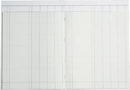 K + E Spaltenbuch mit Kopfleiste/8611041-7104K40KL A4 4 Spalten Inh.40 Blatt