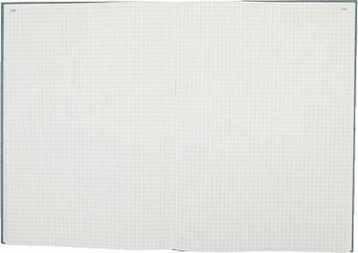 K + E Geschäftsbuch Deckenband/8614223-600P144 A4 kariert 80 g/qm Inh.144 Blatt