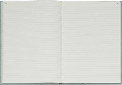 K + E Geschäftsbuch Deckenband/8614122-601P96 A4 liniert 80 g/qm Inh.96 Blatt