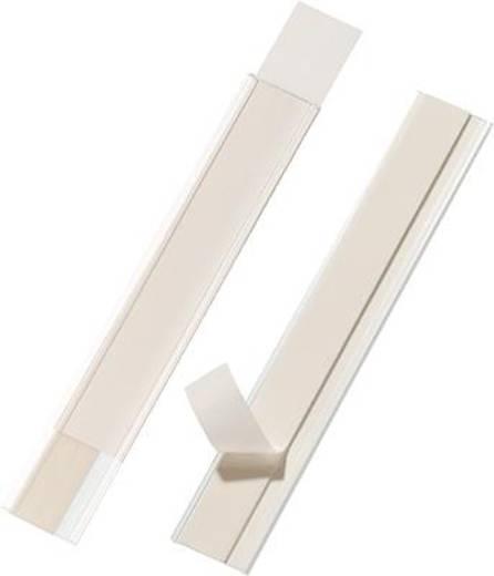Durable Regalbeschriftung Scanfix/8045-19 30 mm farblos Inh.5