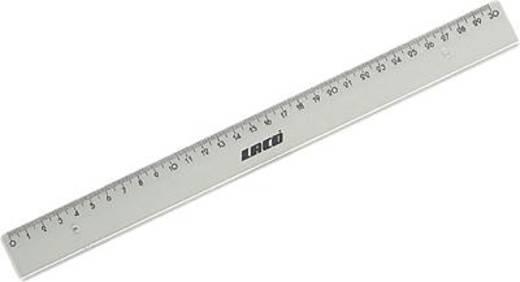LACO Bürolineale klar/401-30 30cm