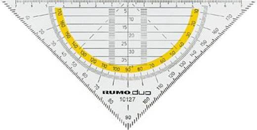 Rumold Geometrie-Dreiecke/10127 16 cm rauchgrau getönt Kunststoff ohne Griff