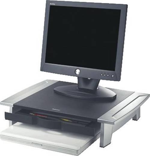 Fellowes 80311 Monitor-Erhöhung Höhen-Bereich: 10 bis 15 cm Schwarz, Silber