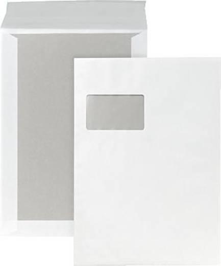 Papprückwandtaschen C4, HK/P40288 weiß 120 g/qm Inh.100