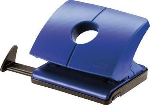 Novus Locher B216/025-0300 blau 16 Blatt