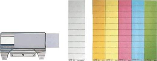 Leitz Vollsichtreiter /6116-00-03 60x33mm transparent Inh.50