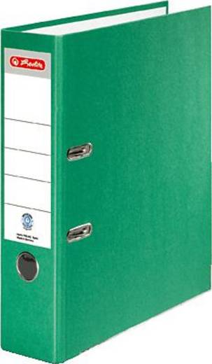 Herlitz Ordner Recycolor/10841518 A4 grün