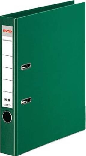 Herlitz Ordner Chromocolour, grün/10834760