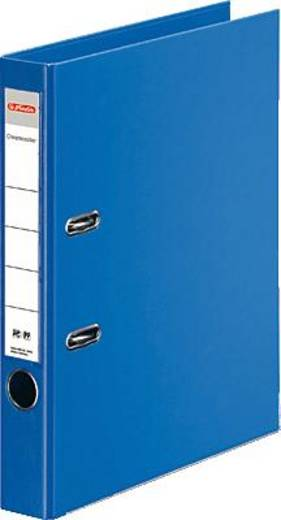 Herlitz Ordner Chromocolor, blau/10834752