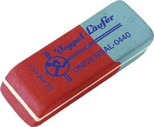 Radierer DOPPEL-LÄUFER UNIVERSAL/0440 55x19x8,5mm