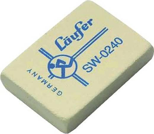 Radierer LÄUFER SW/0240 40x28x7,5mm