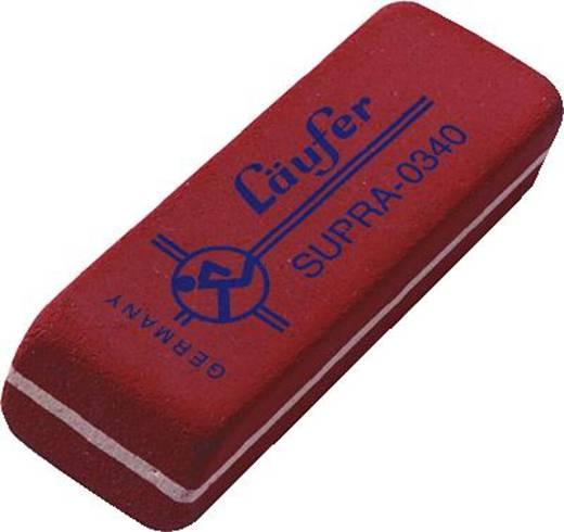 Läufer Radierer SUPRA/0340 55x19x8,5mm