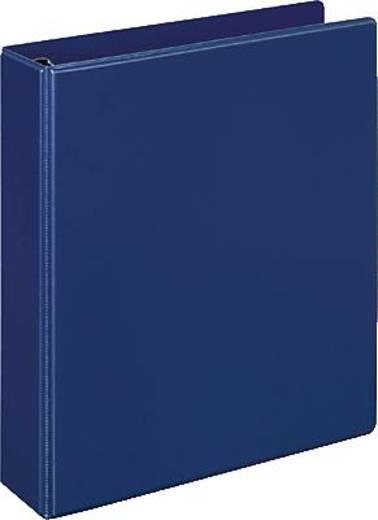 Veloflex Ringbuch Comfort A5/4151050 blau PVC