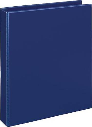 Veloflex Ringbuch Comfort/1149050 DIN A4 blau PVC