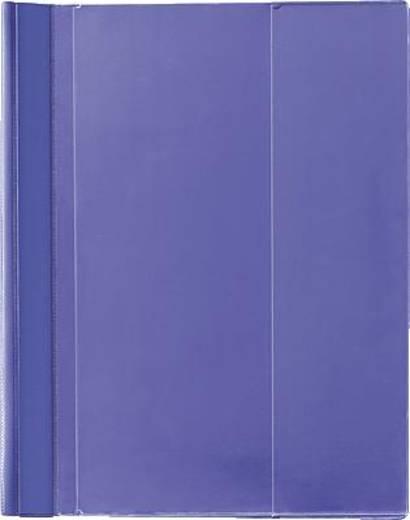 Herlitz Schnellhefter A4+/10902161 blau