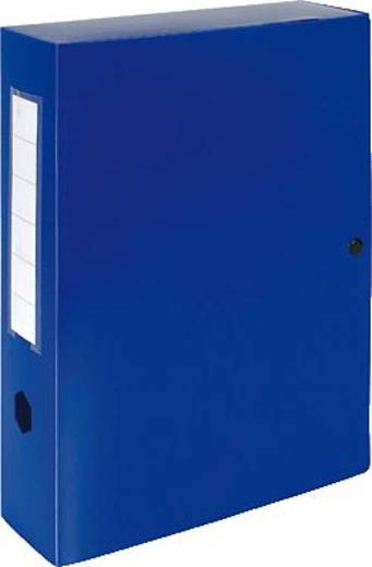 EXACOMPTA Dokumentenboxen/59832E blau