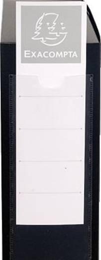 EXACOMPTA Dokumentenboxen PP/59831E schwarz