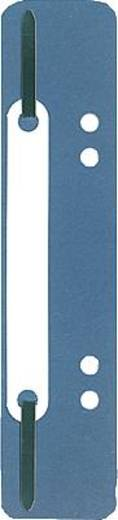 5 Star™ Heftstreifen aus Karton, kurz 150 x 34 mm blau RC Karton Inh.100