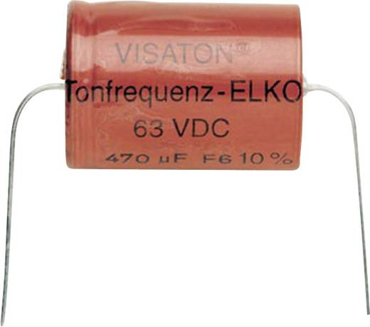 Lautsprecher-Kondensator Visaton 5382 47 µF