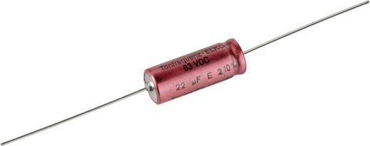 Lautsprecher-Kondensator Visaton vs-22-63 22 µF