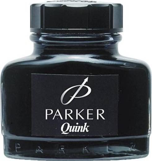 PARKER Tinte Quink Z45/175670S0037460 schwarz Tintenflacon Inh.57ml