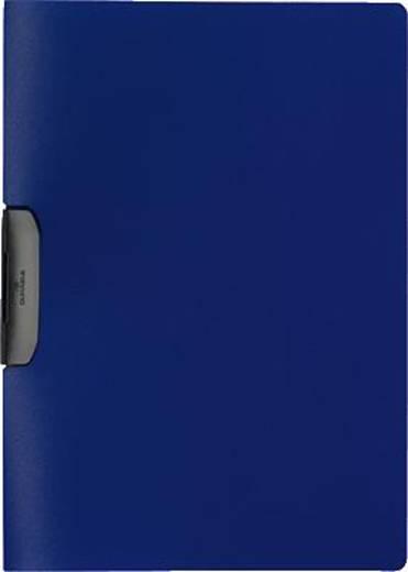Durable Klemmmappe DURASWING/2295-07 dunkelblau