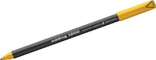 edding Fasermaler 1200/4-1200005 gelb