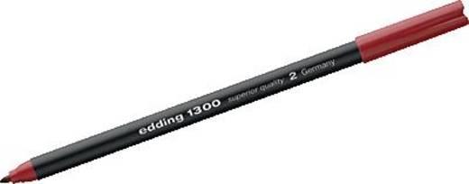 edding Fasermaler 1300/4-1300002 rot