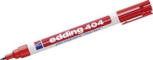 edding Permanentmarker 404/4-404002 rot