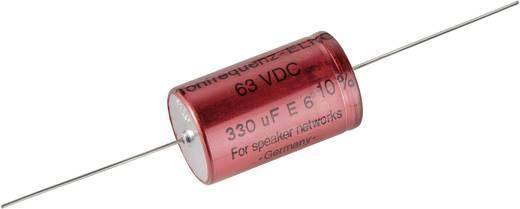 Tonfrequenz-Elko µF 330.0