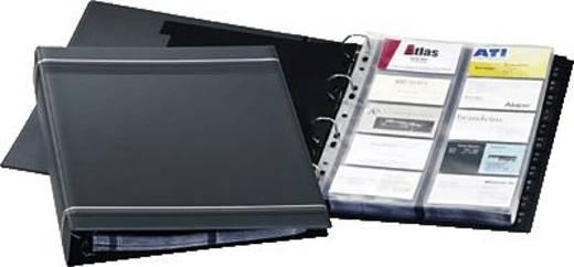 Durable Visitenkartenringbuch VISIFIX/2388-58 DIN A4 anthrazit