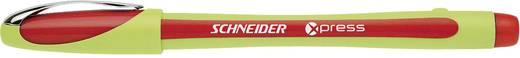 Schneider Fineliner Xpress 190002 rot/hellgrün 0,8 mm