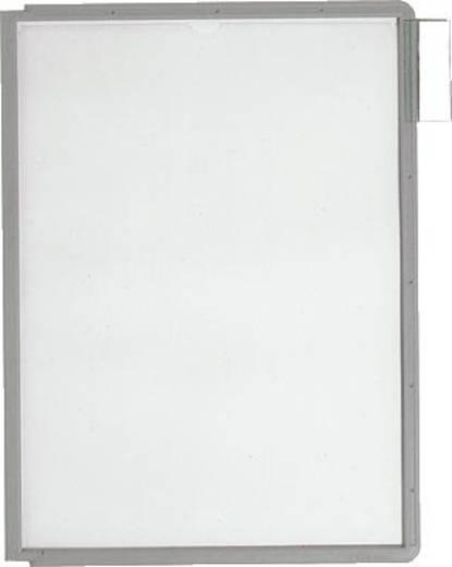 Durable Sichttafel SHERPA 5606 5606-10 DIN A4 grau 5St.