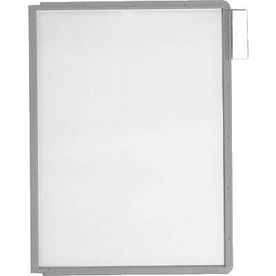 Durable Sichttafel Sherpa Panel A4 5606 Grau Din A4 Anzahl Der