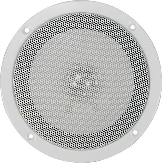 Renkforce SPE-150 Einbaulautsprecher 30 W 4 Ω Weiß 1 St.