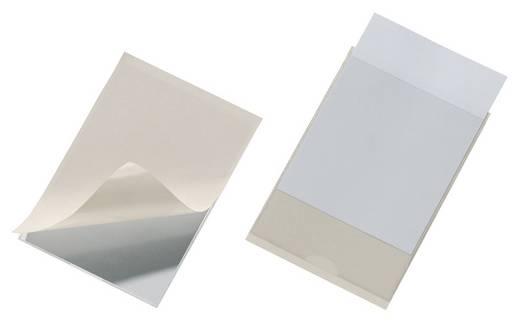 Durable Sichtfenster Pocketfix/8077-19 farblos Inh.10
