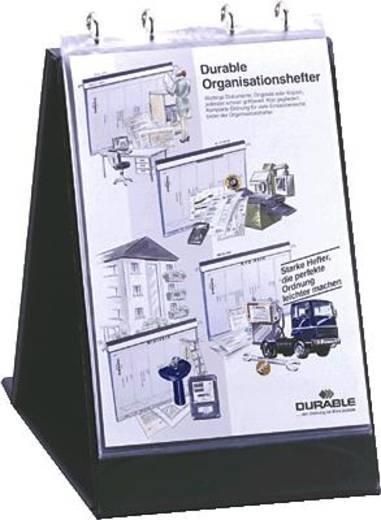 Sichthüllen für Durable Tisch-Flipchart/8577-19 DIN A3-quer farblos Inh.10
