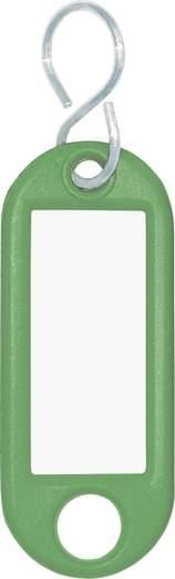 Schlüsselanhänger WEDO Classics Grün 1 St.