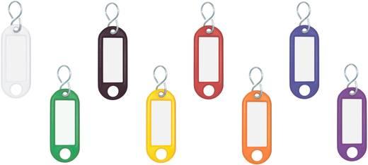 WEDO 262803499 Schlüsselanhänger Unsortiert (Farbauswahl nicht möglich) 100 St.