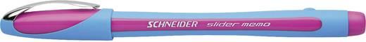 Schneider Kugelschreiber Slider Memo XB 150209 rosa, hellblau 1,4 mm