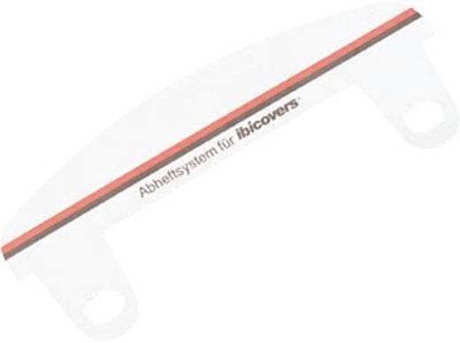 GBC/ibico Abheftzungen für Thermobindemappen/IB412356 transparent Inh.50