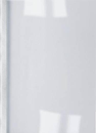 ibico Thermobindemappen /IB451713 weiss Rückenbreite 3,0mm 200g/qm Inh.100