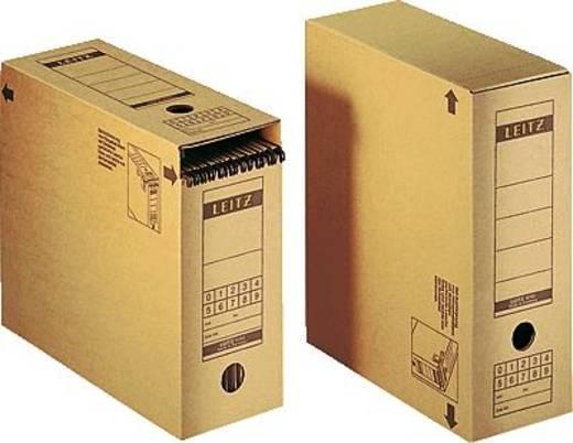 Leitz Archivbox 6086-00-00 120 mm x 270 mm x 325 mm Wellpappe Naturbraun 1 St.