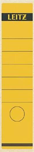 Leitz Rückenschilder breit/lang Großpackung/1640-10-15 61x285mm gelb Inh.100