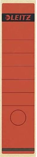 Leitz Rückenschilder - Großpackung/1640-10-25 61x285mm rot Inh.100